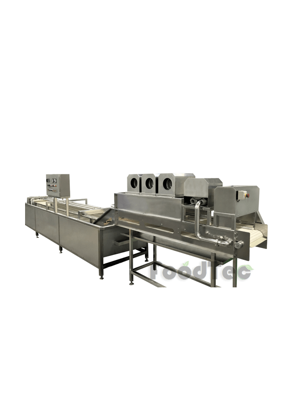 Fruit processing lines