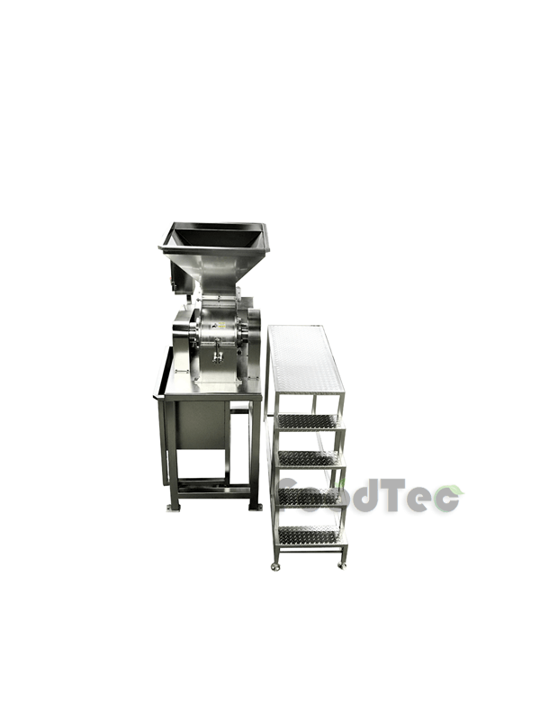 Fruit Crusher Machine FT-601A